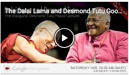 Desmond Tutu and the Dalai Llama