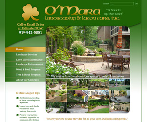 O'Mara Landscaping & Lawn Care