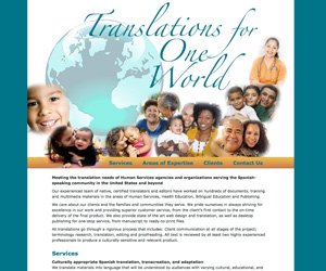 Translations for One World